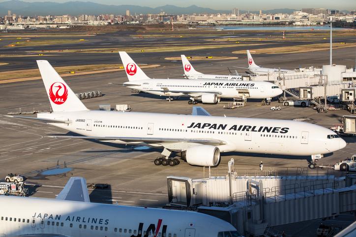JAL 企業情報