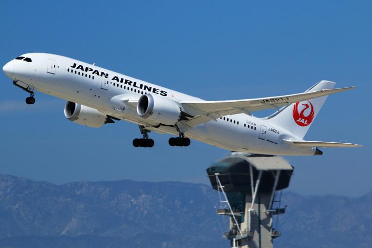 JAL 売上 業績