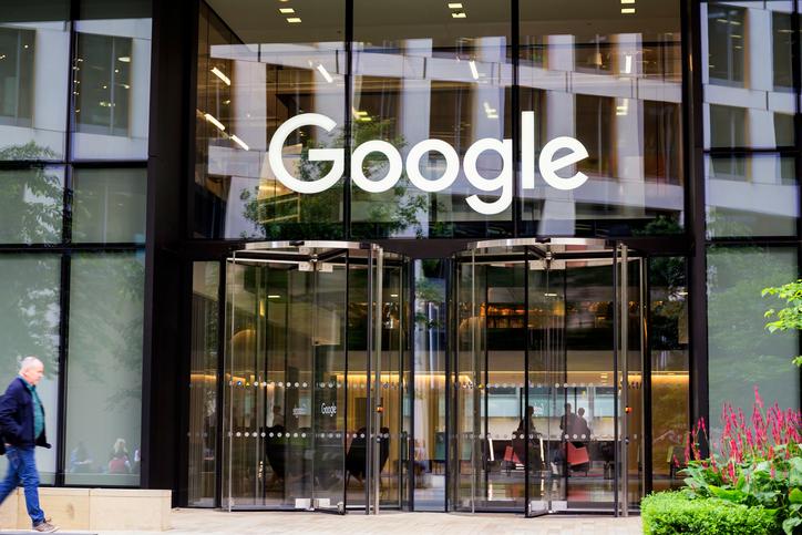 Google 売上 業績