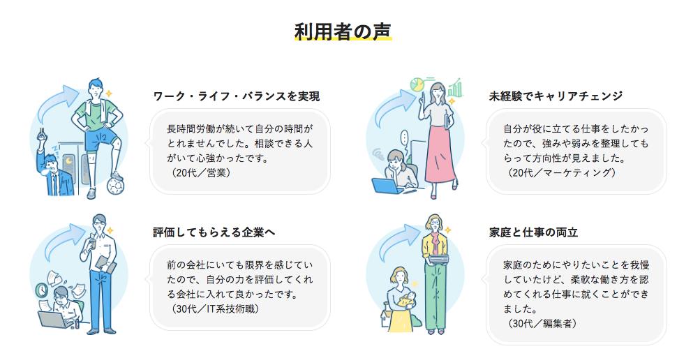 doda 口コミ 評判