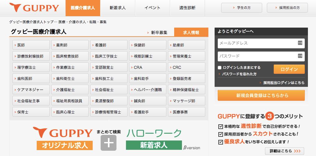 GUPPY(グッピー)