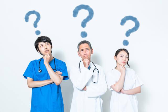 看護師 転職サイト 疑問