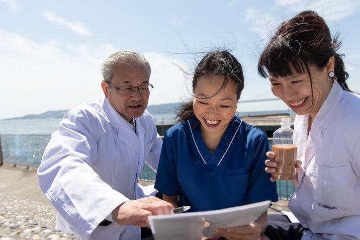 看護師 転職サイト メリット