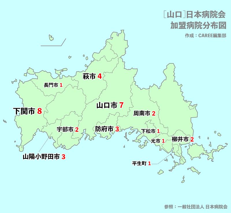 山口県 病院