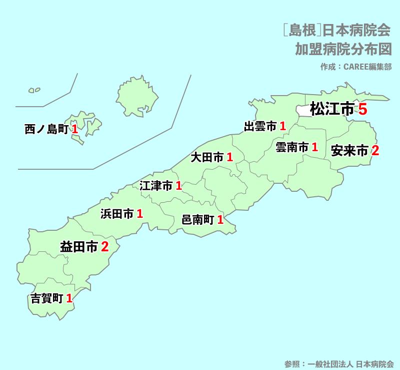 島根県 転職 病院