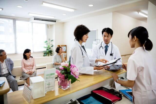 三重県の病院数や看護師が多い地区は?