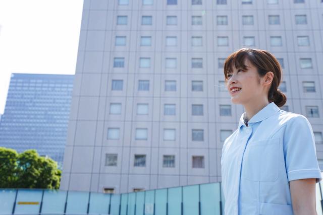 看護師 転職サイト 秋田 支援