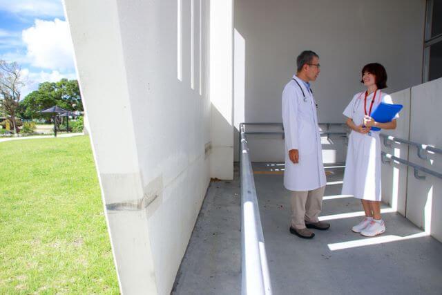 沖縄県の主要病院一覧