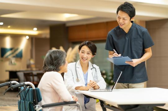 看護師 介護施設 転職